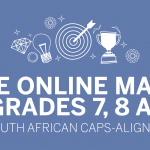 OLICO's FREE online maths for Grades 7, 8 and 9