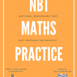 National Benchmark Tests (NBTs) – Free Practice