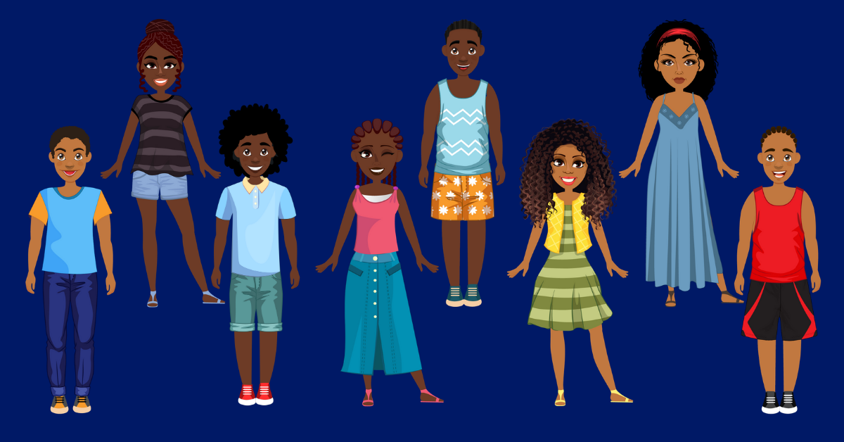 Maths app avatars